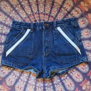 NWOT Free People Sweet Surrender shorts